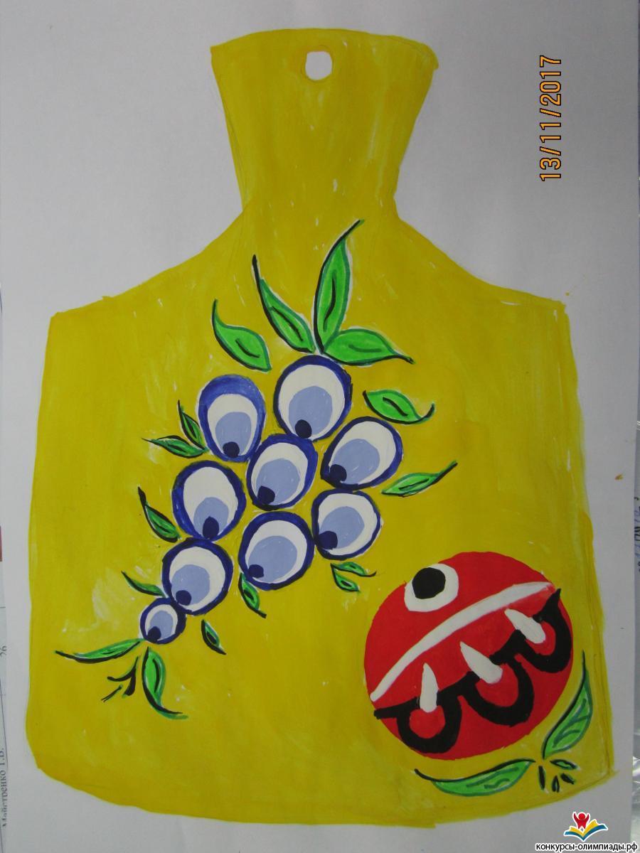Всероссийский конкурс народно прикладного искусства
